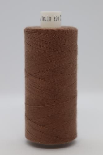 Polyesterová ni� Talia 120 - 1000m hnìdá 771