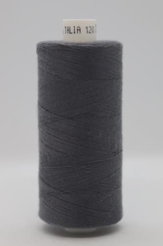 Polyesterová ni� Talia 120 - 1000m šedá 786
