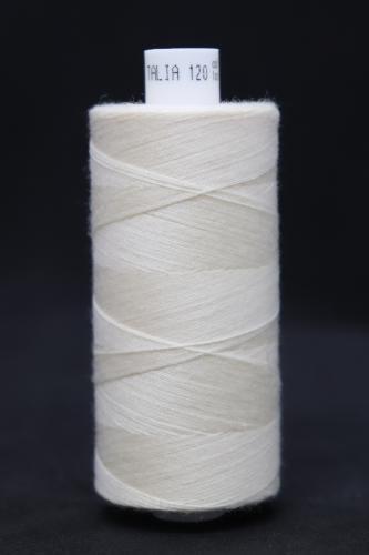 Polyesterová ni� Talia 120 - 1000m svìtle béžová 808