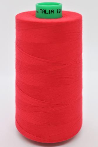polyesterov� ni� Talia 120 - 5000m �erven� barva 904