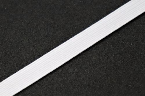 Prádlová pruženka bílá 8 mm