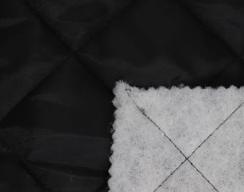 Zateplená podšívka - prošev èerná 80 g/m²