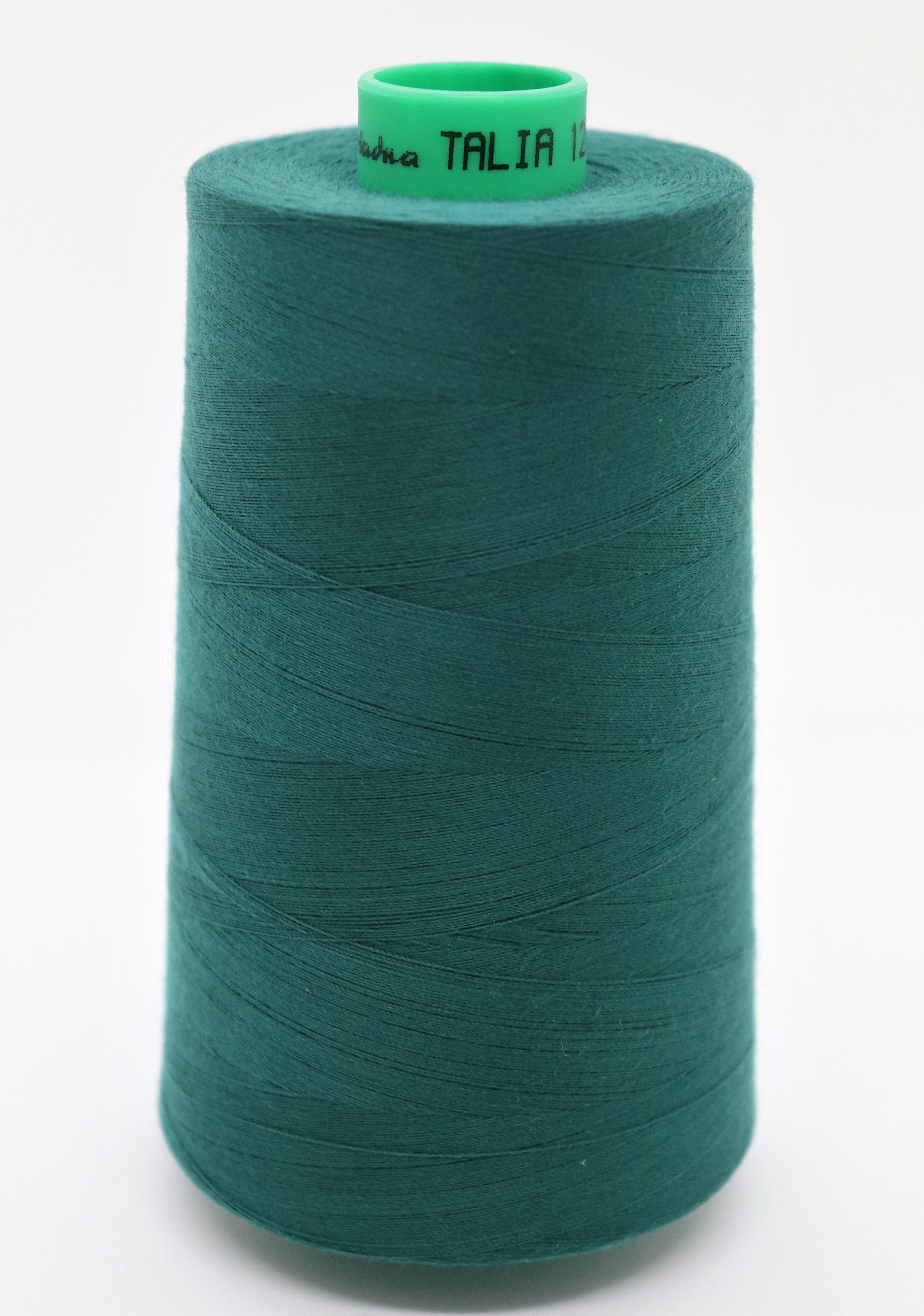 polyesterov� ni� Talia 120 - 5000m zelen� barva 0866 - zv�t�it obr�zek