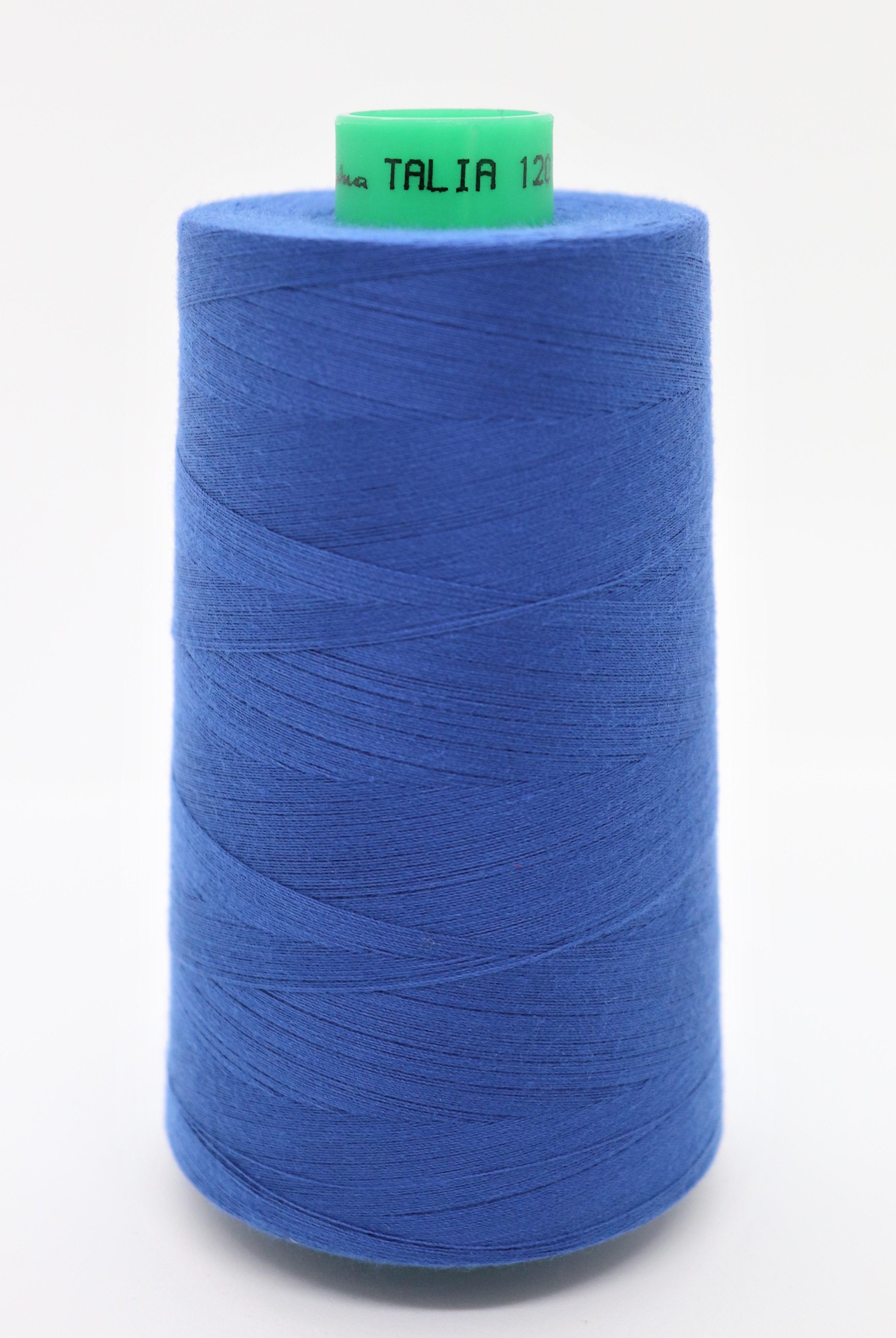 polyesterov� ni� Talia 120 - 5000m modr� barva 886 - zv�t�it obr�zek
