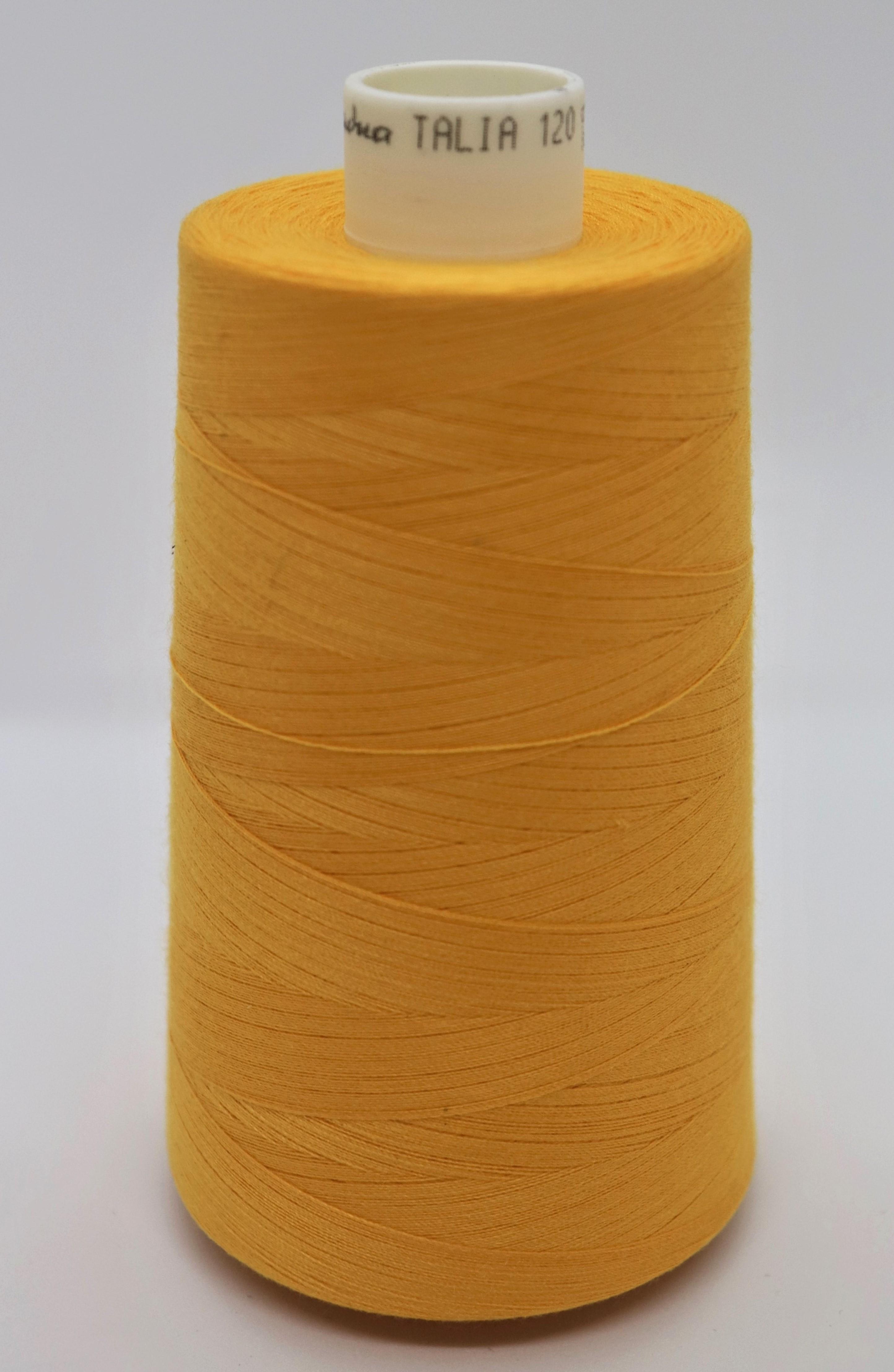 polyesterov� ni� Talia 120 - 5000m �lut� barva 705 - zv�t�it obr�zek