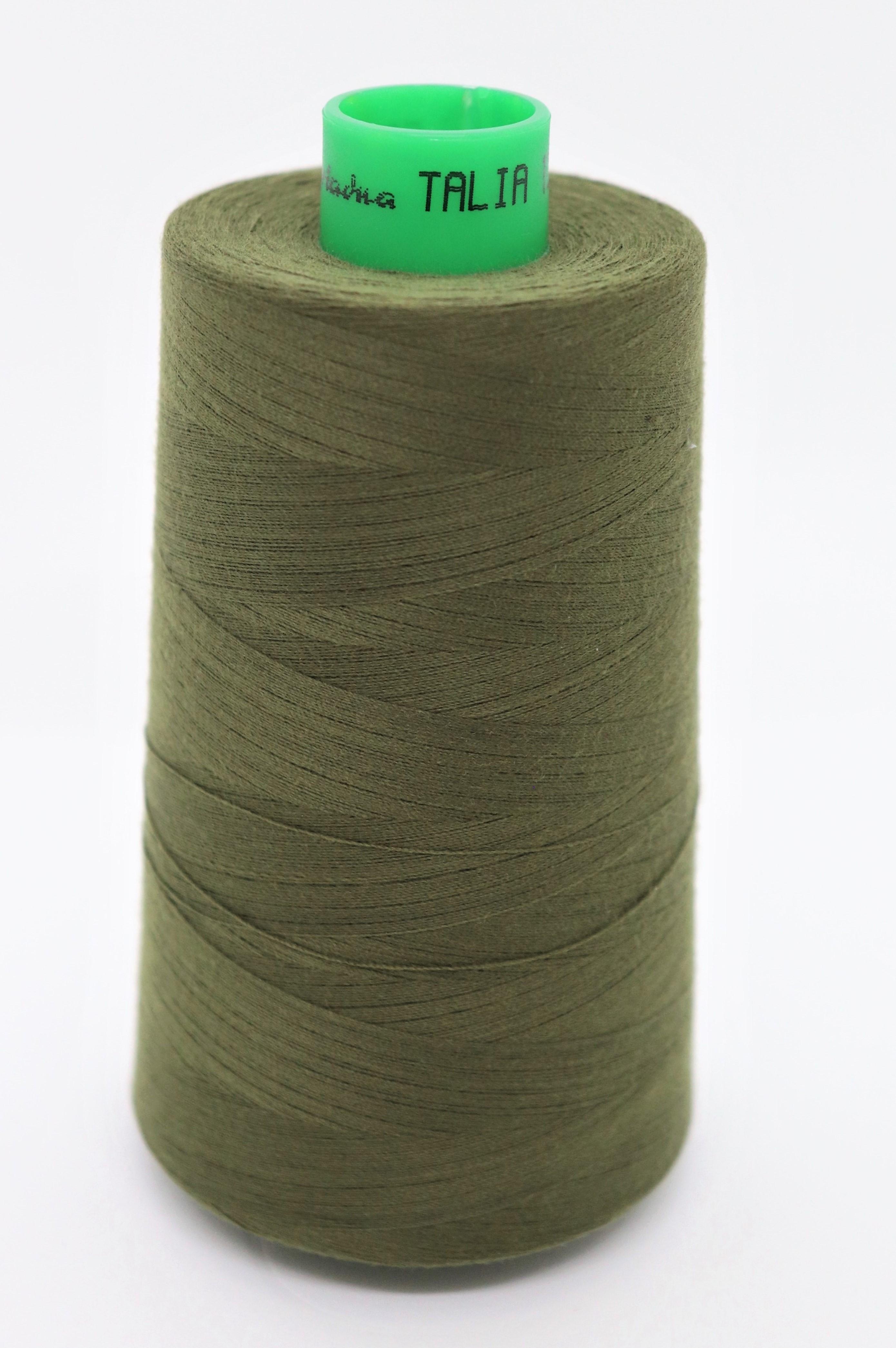 polyesterov� ni� Talia 120 - 5000m khaki barva 756 - zv�t�it obr�zek