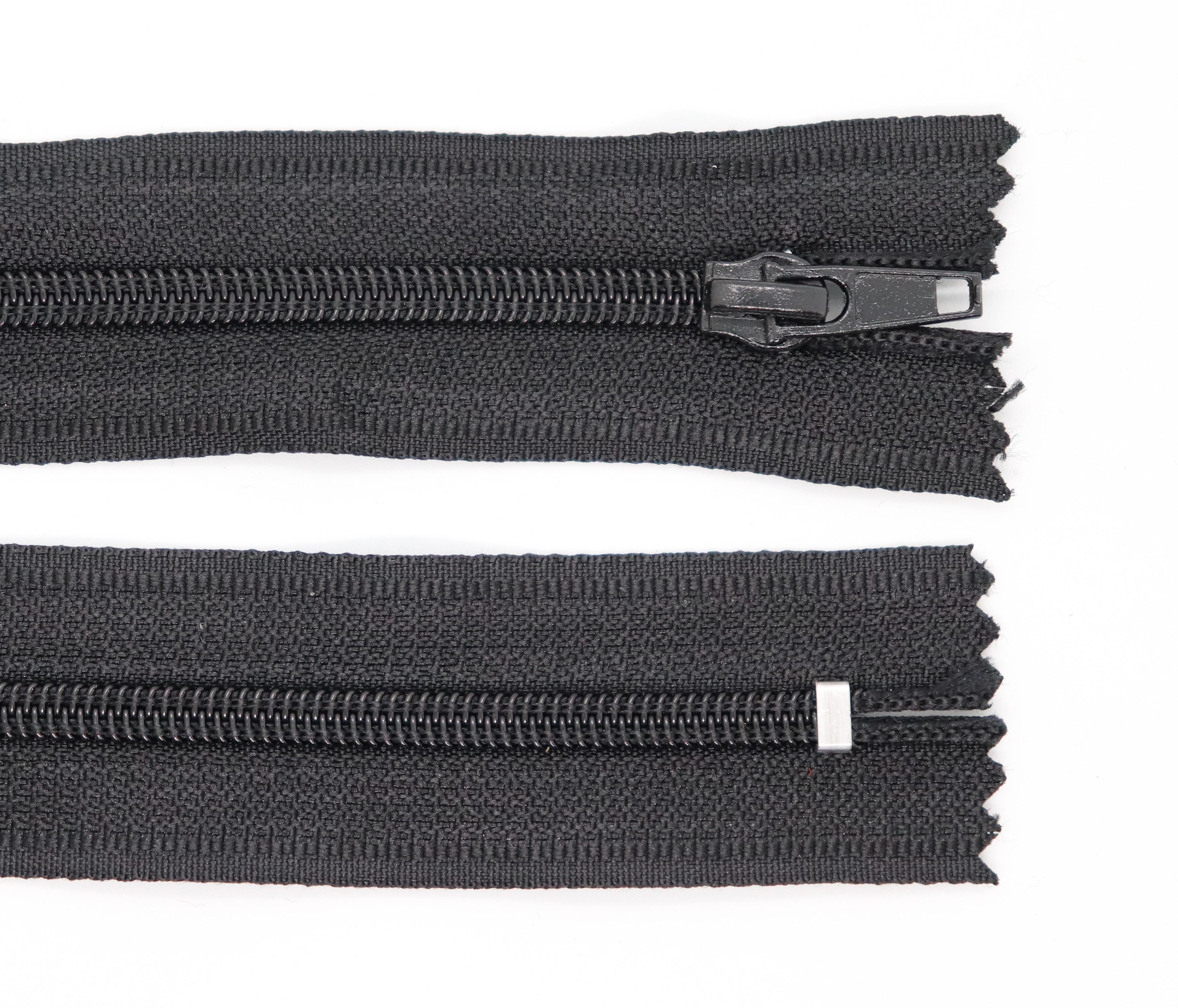 Spirálový zip šíøe 5 mm délka 14 cm nedìlitelný - zvìtšit obrázek