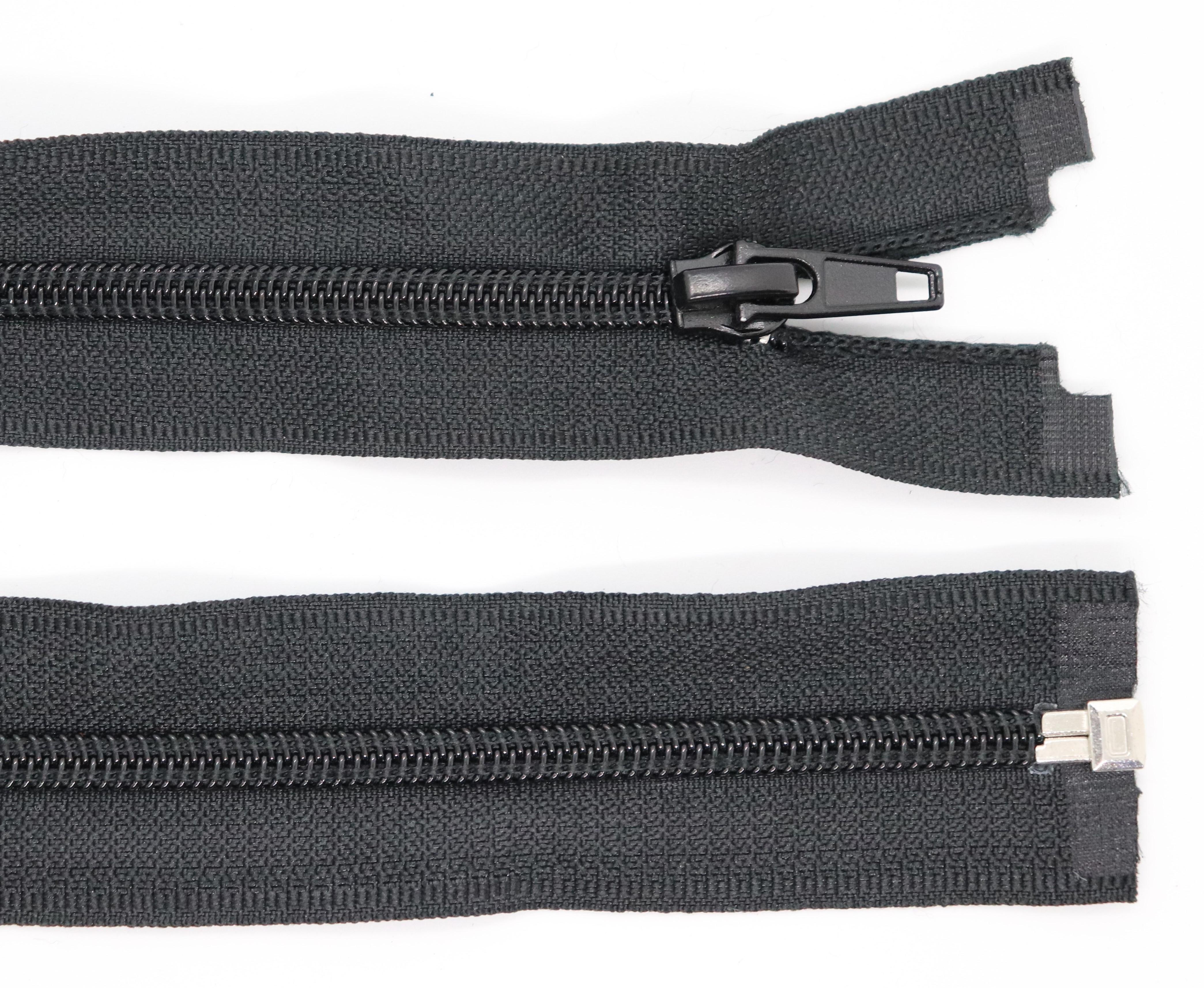 Spirálový zip šíøe 5 mm délka 50 cm dìlitelný - zvìtšit obrázek
